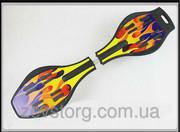Скейтборд Ripstik двухколесный с алюминиевой рамой